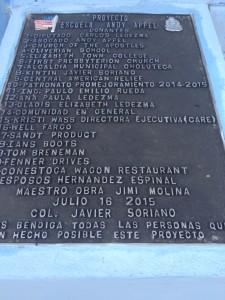dedication plaque july 2015