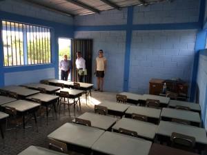 new classroom in school july 2015