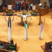 "Liturgical dancers on ""Lord of the Dance"""