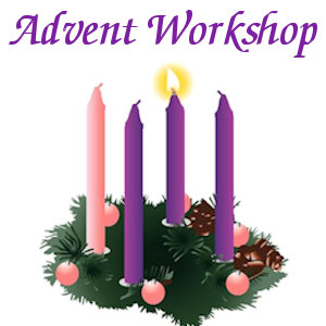Advent Crown Crafts For Sunday School