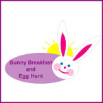 Easter Bunny Breakfast & Egg Hunt